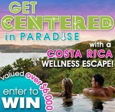 Get Centered Giveaway June 13