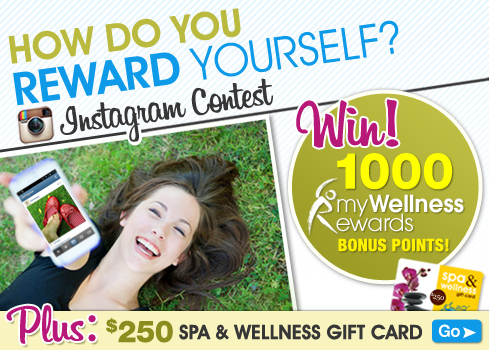 Wellness Rewards Giveaway