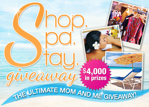 Mom &amp; Me Giveaway