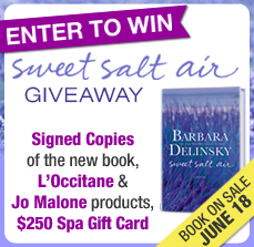 Sweet Salt Air Giveaway